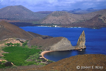 Pinnacle Rock, Galapagos